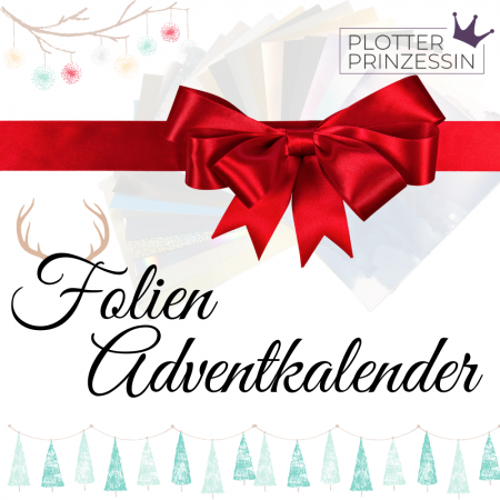 Folien Adventkalender