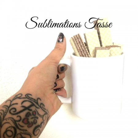 Sublimations Tasse