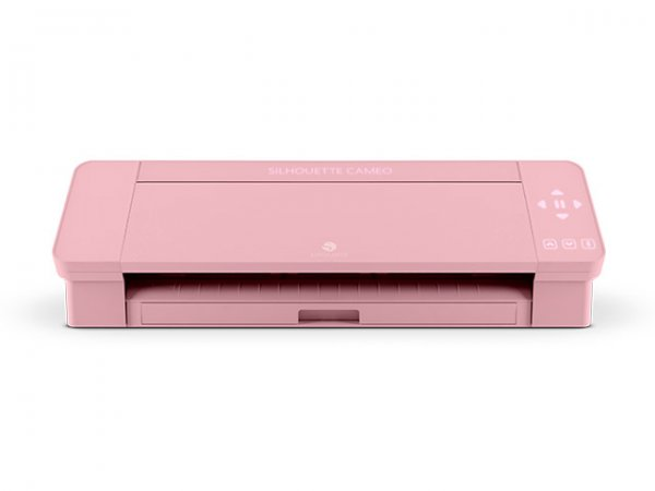 Silhouette Cameo 4 Plotter pink