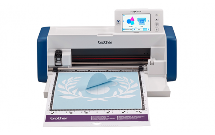 Brother DX2200D Plotter
